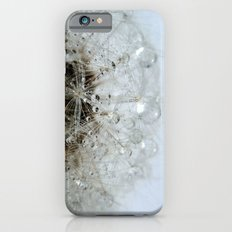 Dandelion droplets Slim Case iPhone 6s