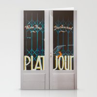 Plat du Jour Stationery Cards