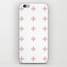 +++ (Pink) iPhone & iPod Skin