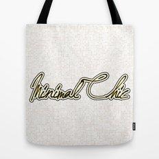 MINIMAL CHIC Tote Bag