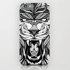 Angry Lion - Drawing Slim Case iPhone 6s
