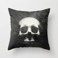 Once Were Warriors X. Throw Pillow