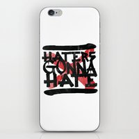 Haters Gonna Hate iPhone & iPod Skin