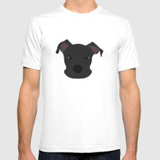 Tyson Boodah Mens Fitted Tee White SMALL