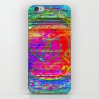 Obtainable Only Through … iPhone & iPod Skin
