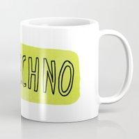 I Do Techno Mug