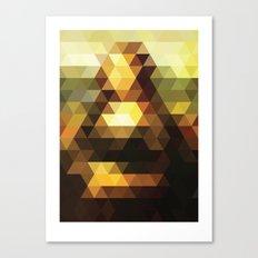 MN LS dmnds Canvas Print