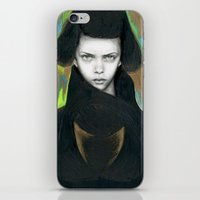Beatrice iPhone & iPod Skin