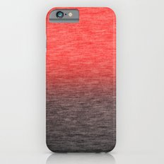 Coral Ombre iPhone 6 Slim Case