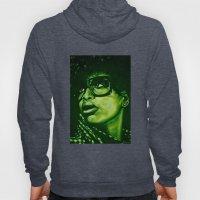 Badu?!-green Hoody