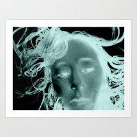xRAYted ARTIST Art Print