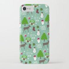 Merry Christmas  Slim Case iPhone 7