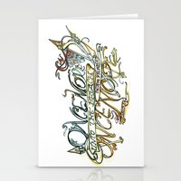 Once More Unto The Breac… Stationery Cards