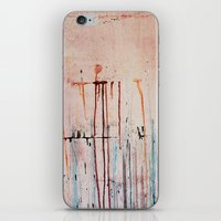 traces iPhone & iPod Skin