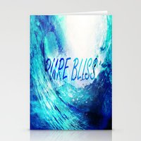 Pure Bliss Stationery Cards