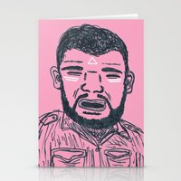 Portrait By Evan Stationery Cards