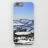 iPhone & iPod Case featuring Pyramid Peak by Chris Root