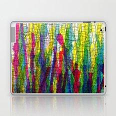 stripes traffic 2 Laptop & iPad Skin