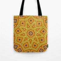 Liquid Gold Nuggets Tote Bag