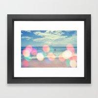 Edit Framed Art Print
