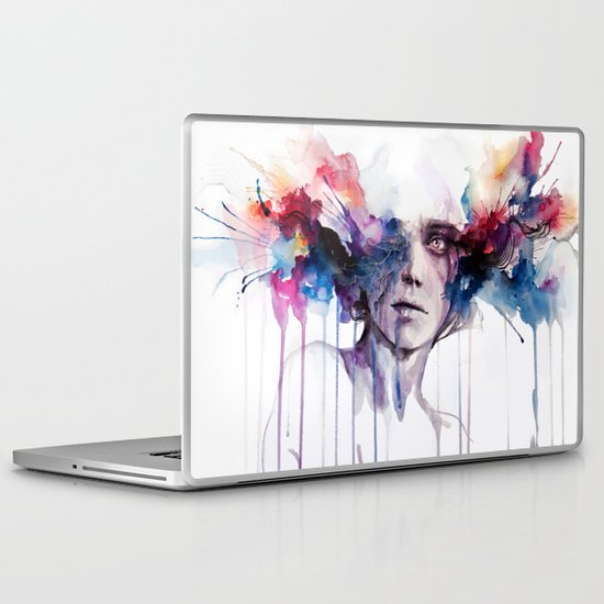 l'assenza Laptop & iPad Skin