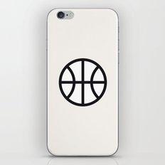 Basketball - Balls Serie iPhone & iPod Skin