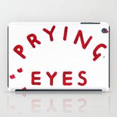 Prying Eyes iPad Case