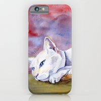 Tabitha at rest iPhone 6 Slim Case