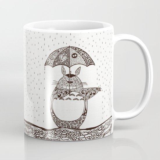 Happy Totoro Mug