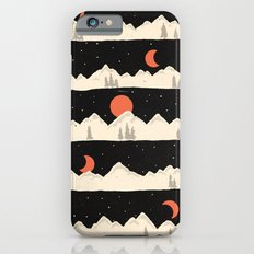 Moonrises...Moonsets... iPhone 6 Slim Case