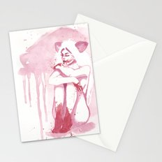 Dirty Paws Stationery Cards