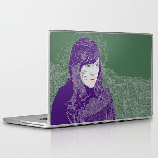 ah! Laptop & iPad Skin