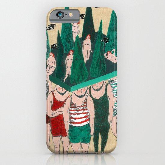 gnomes iPhone & iPod Case