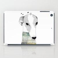 Mr. Galgo Dog iPad Case