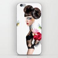 Eileen Sailing iPhone & iPod Skin