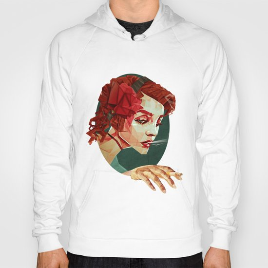 """Smoking Princess"" Hoody"