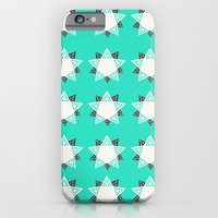 iPhone & iPod Case featuring The Fault is not in our Stars But In Ourselves - Star Geometry  by NOxLA