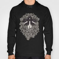 A Lady And Her Skulls (P… Hoody