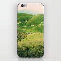 Monte Grappa, North Ital… iPhone & iPod Skin