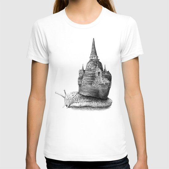 The Snail's Dream T-shirt