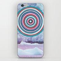 Warm Ice iPhone & iPod Skin