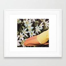 HORTICULTURE Framed Art Print