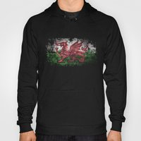 Welsh Dragon Hoody