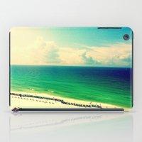 BeachTrip2012 iPad Case