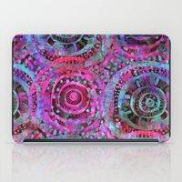 Amelie {Pattern 2B} iPad Case