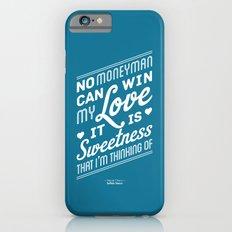 One Hit Wonder- Buffalo Stance, Blue iPhone 6s Slim Case