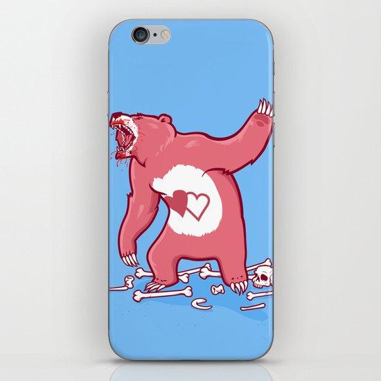 Terror Bear iPhone & iPod Skin
