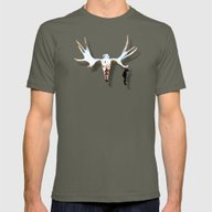 Hangmaster Mens Fitted Tee Lieutenant SMALL