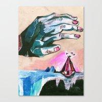 Warmth Canvas Print