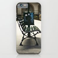iPhone & iPod Case featuring bench by Alexandre M. Ferreira